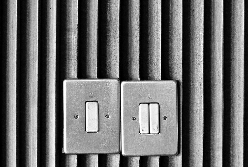 Vypínače do domu