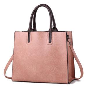 Dámske kabelky v ružovej farbe